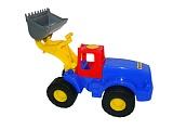 """Полесье. Автомобиль """"Гранит"""" трактор-погрузчик арт.38272 /4"""