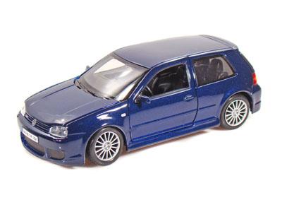 Maisto.1:24 Volkswagen Гольф R32 арт.31290 /12