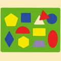 043021 Рамка геометрические фигуры/50