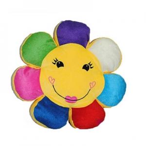 """Жирафики.Подушка-игрушка """"Цветок"""" арт.93496"""