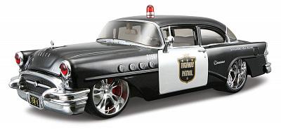 Maisto.1:26 Полиция машина Buick Century 1955 г. арт.31341 /6