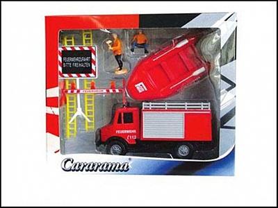 "Cararama. Набор ""FIRE LANE SET"" пожарная охрана арт.130ND-013"