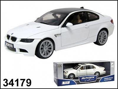 """Autotime. 1:18 арт.73182 """"BMW M3 COUPE"""""""