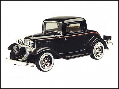 """Autotime. 1:43 Машина арт.33912/73401/36 """"FORD COUPE 1932"""""""