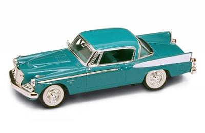 "Yat Ming.94254 1:43 ""Studebaker Golden Hawk"" 1958 г."