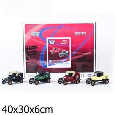 """Машина TINS'TOYS арт.Т00667 """"Ford.Cargo Van"""""""