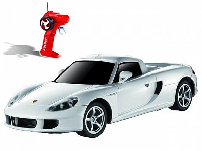 "AULDEY.1:28 Машина ""Porsche Carrera ""  арт.LC296010-9 на бат. в коробке"