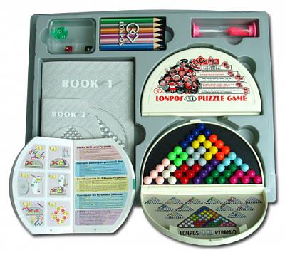 Lonpos 4D puzzle game в  коробке