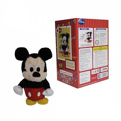 Disney. Шагающий Микки плюш арт.55828
