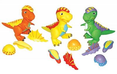 """В мире животных.51788 """"Динозавры-мультяшки"""""""