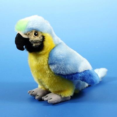 """Диалоги о животных. """"Попугай"""" синий в пак. 17,5 см арт.BD-07SR004"""