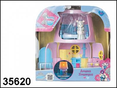 Me to You. 35620  Игровой дом с лампой