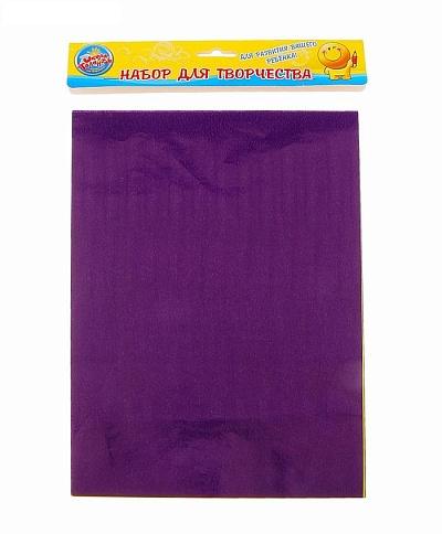 Школа талантов. 712123 Бумага цветная А4 10 л. 10 цв. глянцевая,пастель
