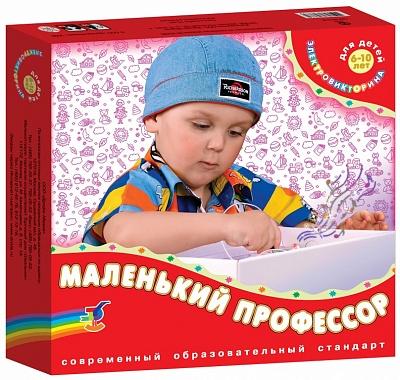 """Электровикторина """"Маленький профессор"""" арт.1045 /12"""