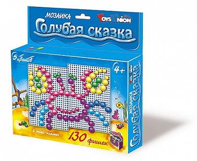 "00-022 Мозаика ""Голубая сказка"" д10+15+20 /10"