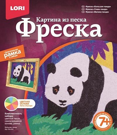 """Кп-032 Фреска """"Большая панда"""" /7*"""