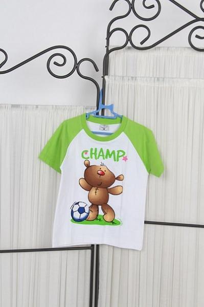 Футболка Champ.