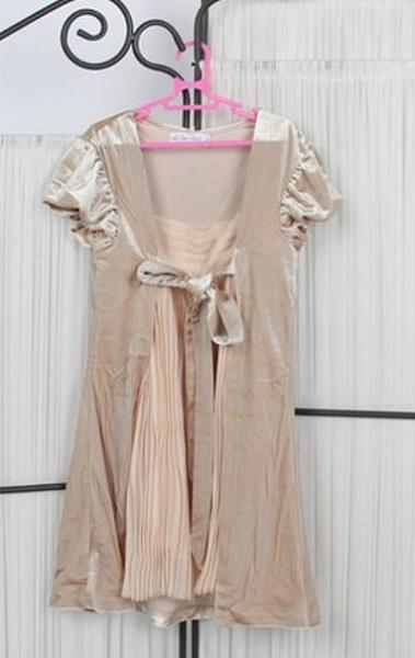 Платье бежевое Olimpia Story