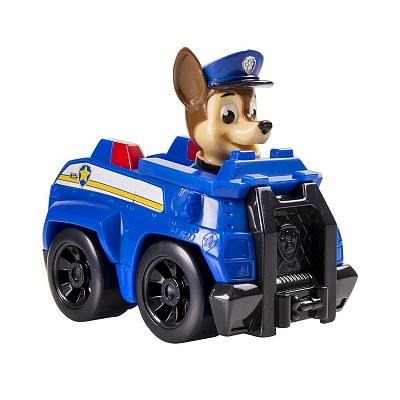 Щенячий патруль. Гонщик на машине.