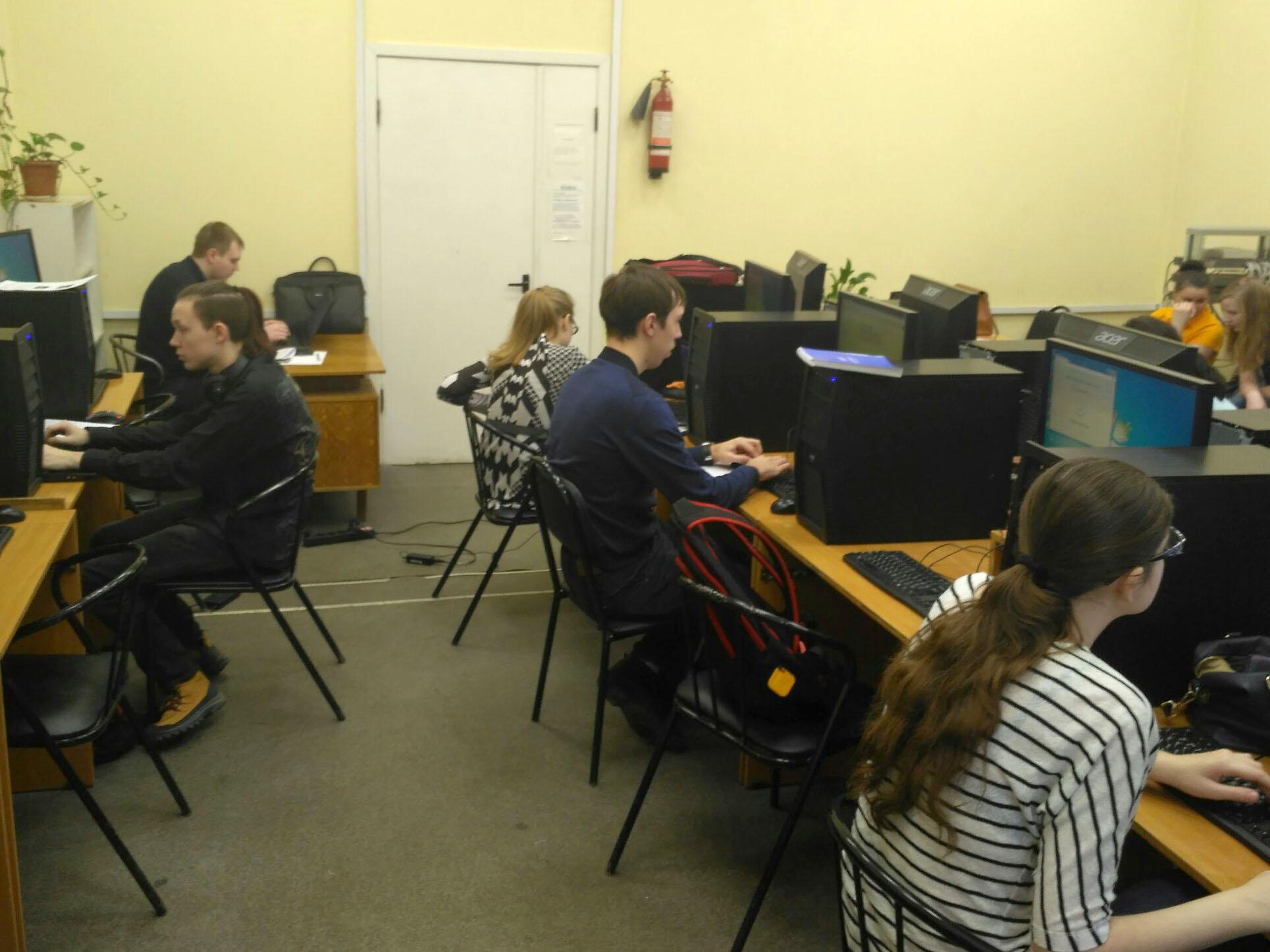 Участники Международной олимпиады по веб-программированию - Эм Си Арт
