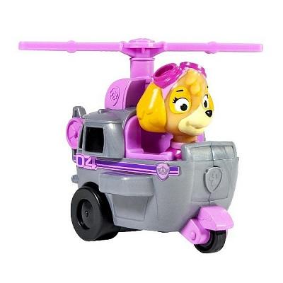 Щенячий патруль. Скай на вертолете.
