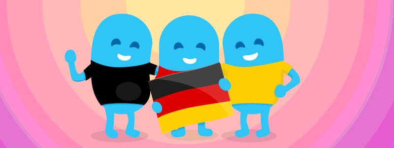 Wir gratulieren unsere Kunden mit dem Tag der Deutschen Einheit