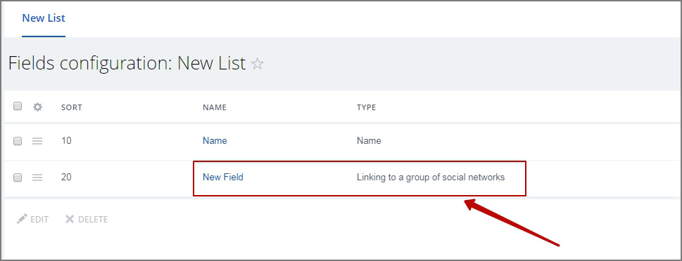 ListGroup - screenshot 2