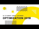 Optimization 2018