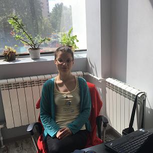 Ирина Оганесова