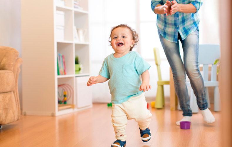 Делаем дом безопасным для годовалого малыша