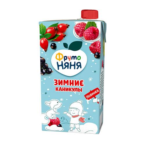Напиток «Зимние каникулы»