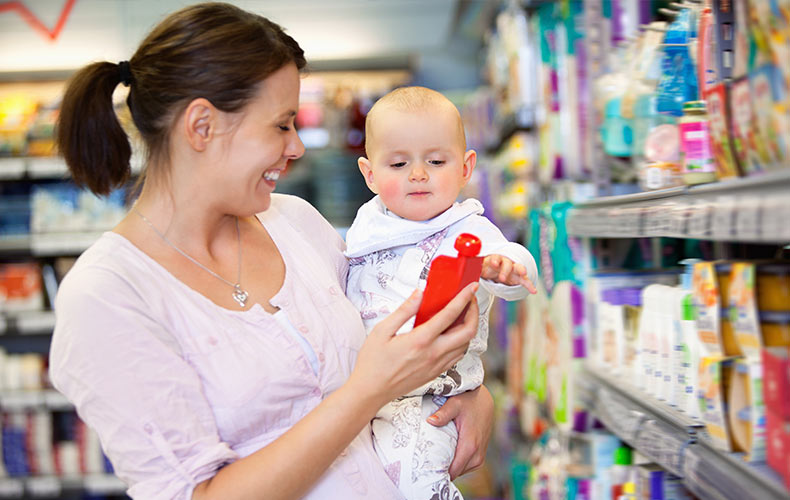 Учимся читать этикетки на детском питании