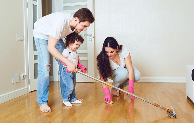 7 способов превратить уборку детской в игру