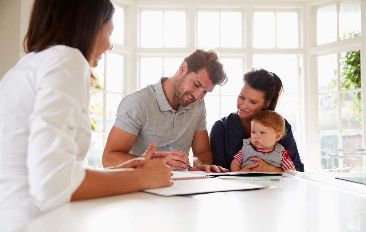 Оформляем первые документы малыша