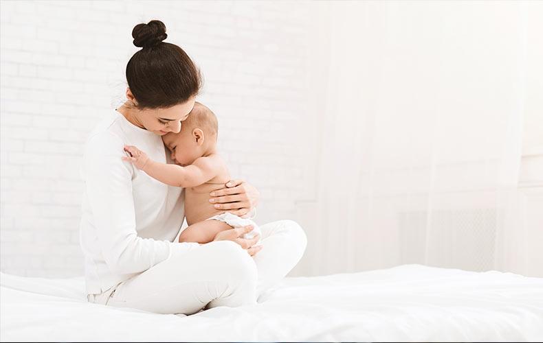 Почему у малыша болит животик