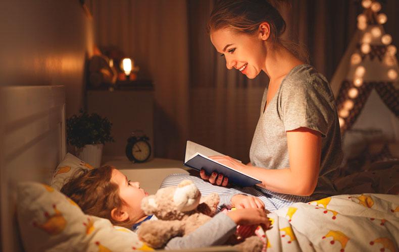 Книжки на ночь, которые будут интересны и взрослым, и детям