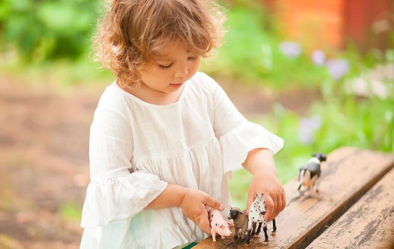 Какие игрушки нужны девочкам?