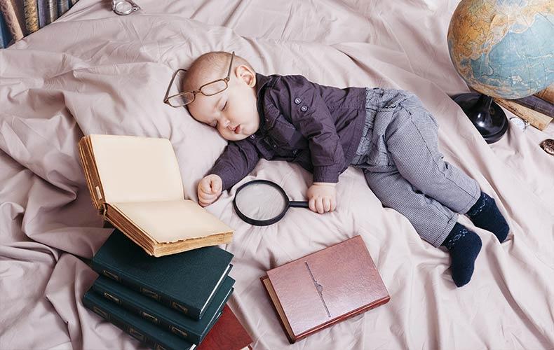 Как знакомить малыша с историей?