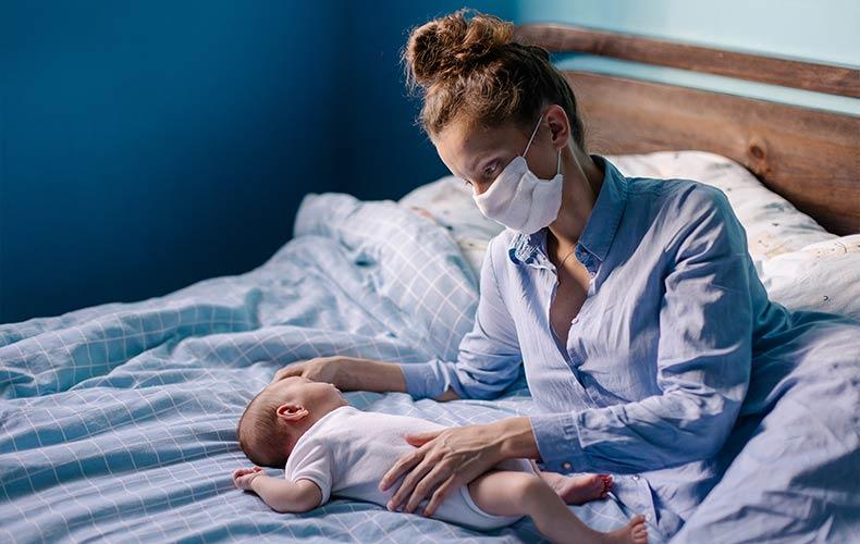 Мама заболела… Спасаем положение!