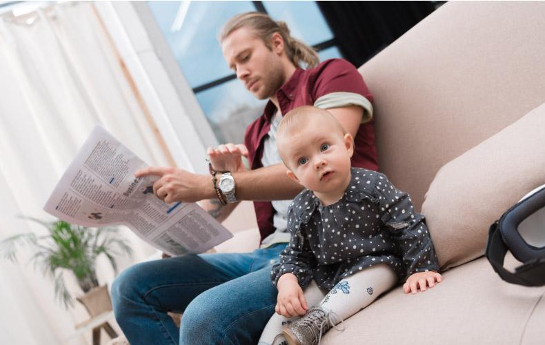 Как говорить об отце, который не участвует в воспитании?