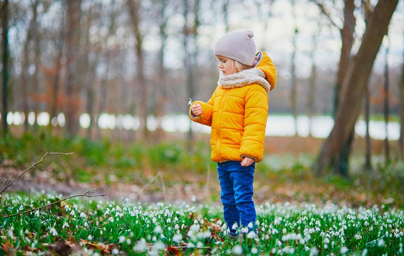 15 увлекательных дел для весны