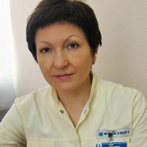Скворцова Вера Алексеевна