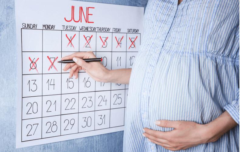 Полезные привычки будущей мамы