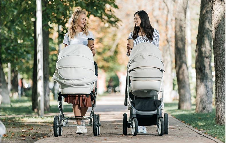 Выбираем коляску, удобную для… мамы!