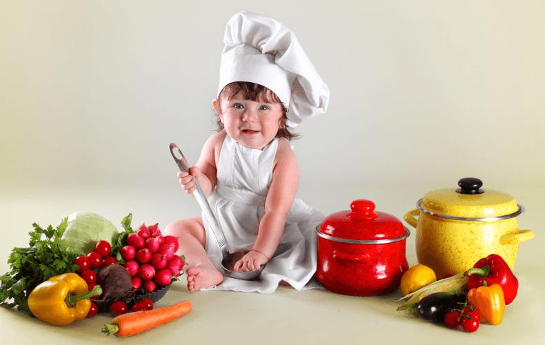 Основные правила здорового питания ребенка после года