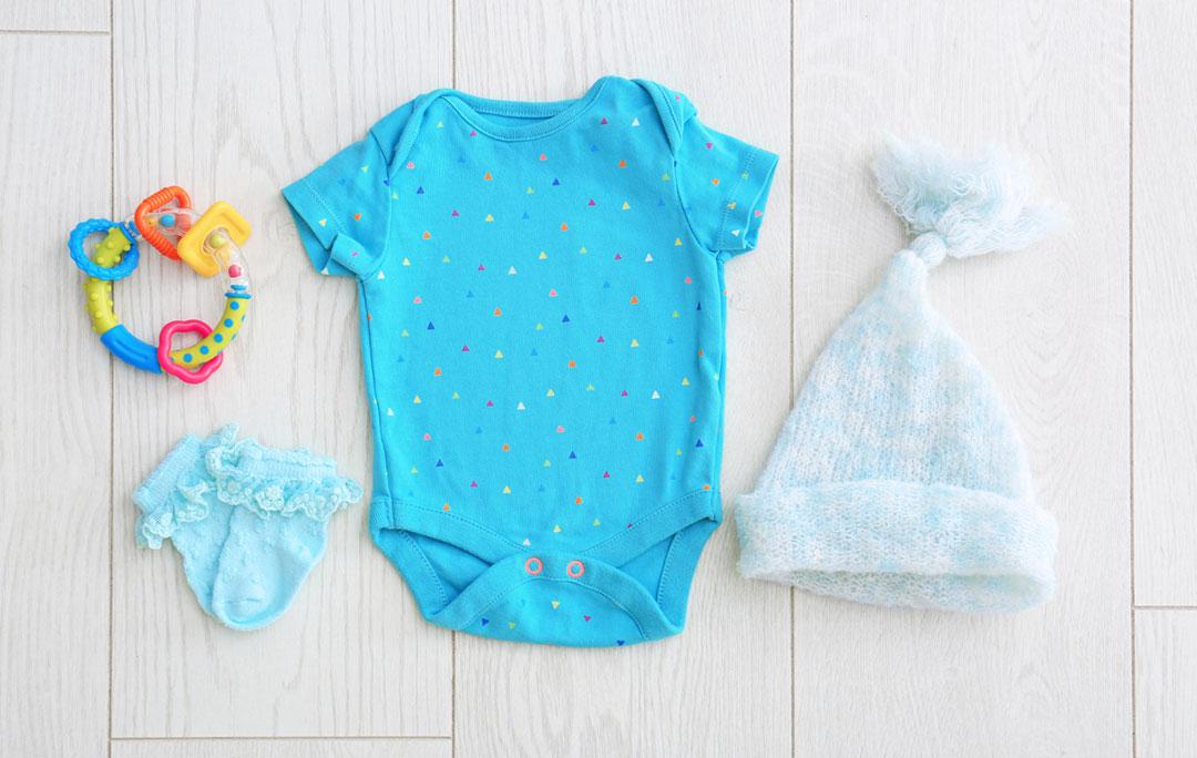 Составляем гардероб малыша