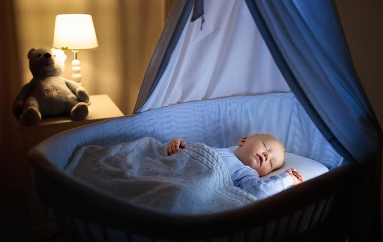 Какие продукты лучше давать малышу перед сном