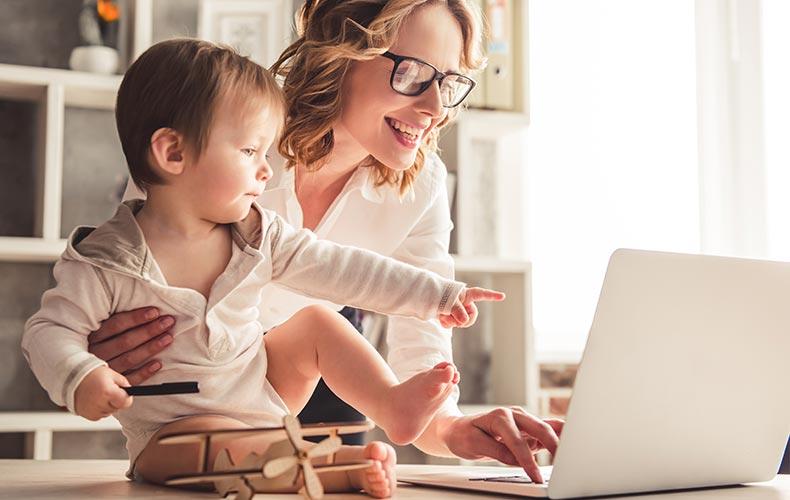 Как совмещать карьеру и родительство