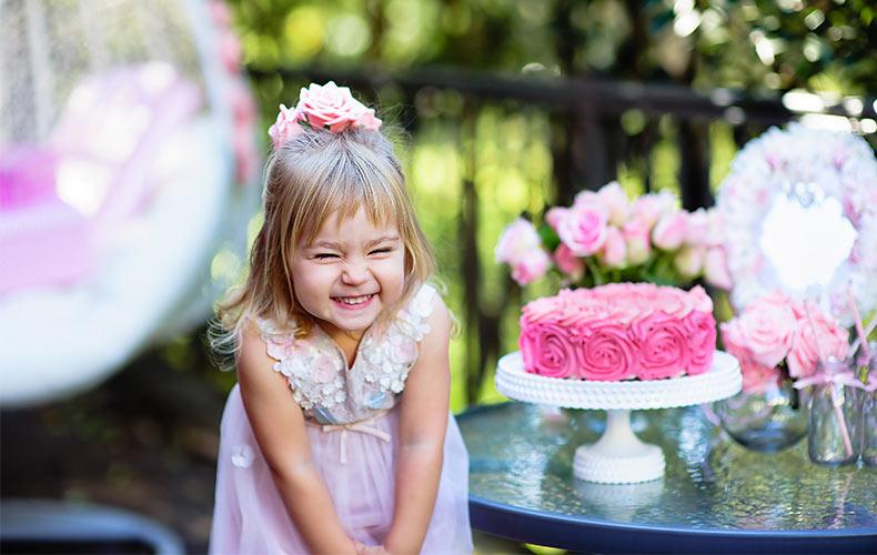 Сценарии летнего дня рождения малыша