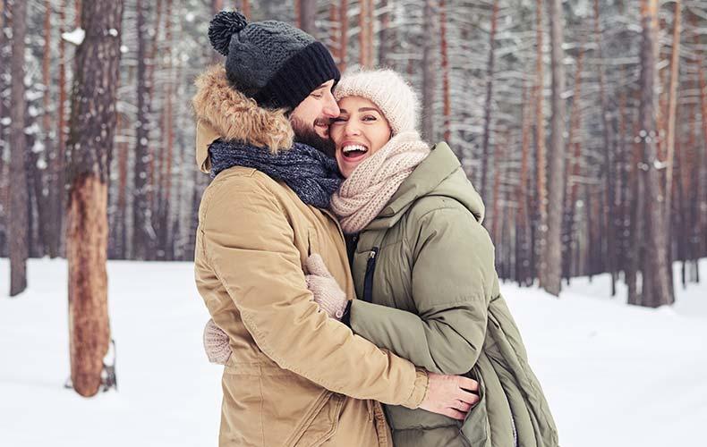 Зима: техника безопасности для будущей мамы